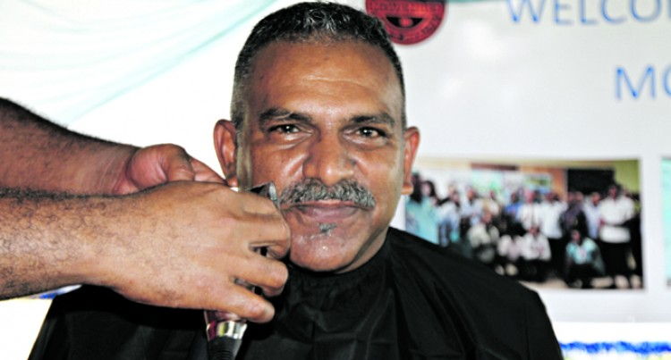 Ministry, Consumer Commission  contribute $10,000 for Movember