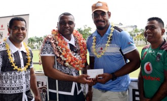 Naiqama proud to lead Bati
