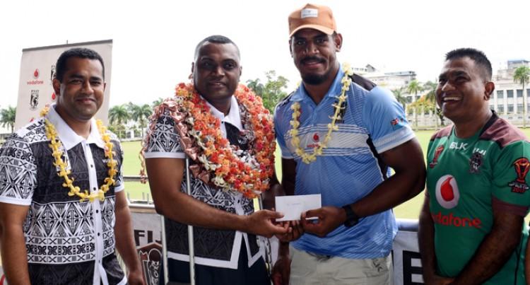 Naiqama proud to lead Bati
