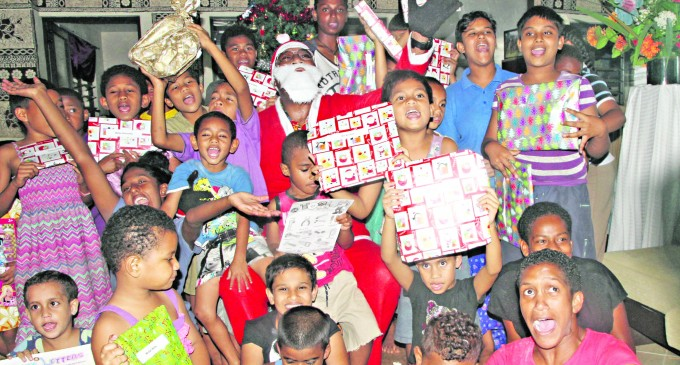 Foreign Affairs, Groups Bring Christmas Joy To Dilkusha Home Children
