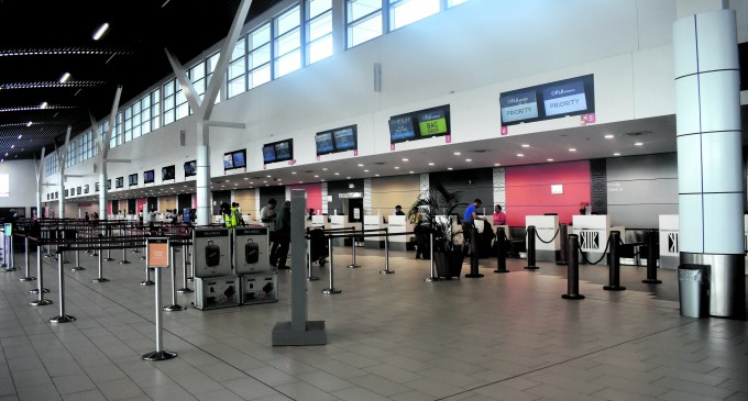 Our Modern Airport Enhances Our Position As The Undisputed Hub Of Region