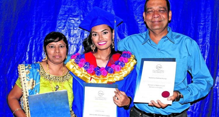 Nausori Girl Takes Top Honours