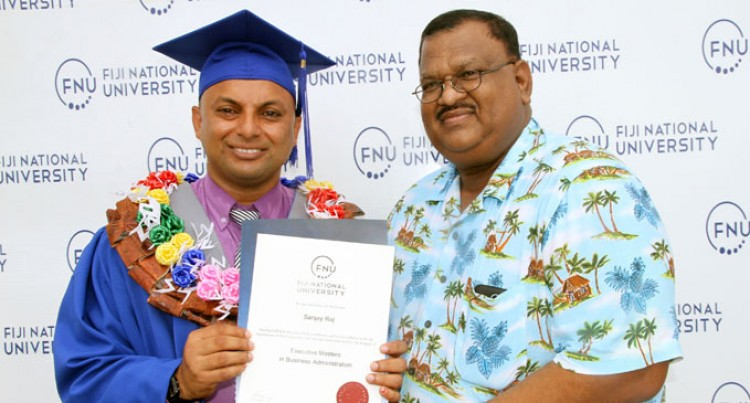 Masters Graduate Thanks Govt For Assistance
