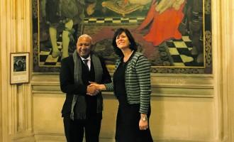British Govt Praises COP23; Keen On Fijian Green Bonds