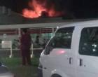 Lautoka Hospital Blaze