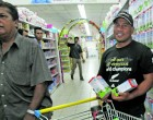 Father Of Six Sticks To Budget While Shopping