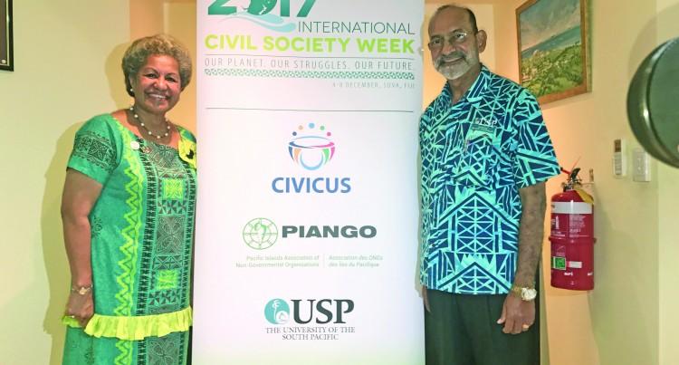 International Civil Society Week Simplified