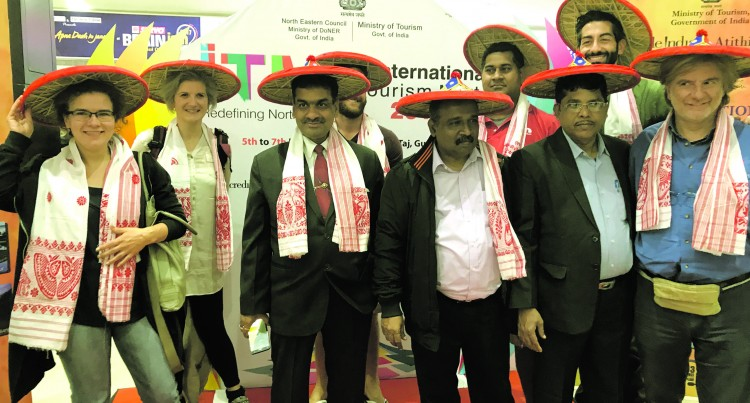 6th International Tourism Mart 2017 Begins