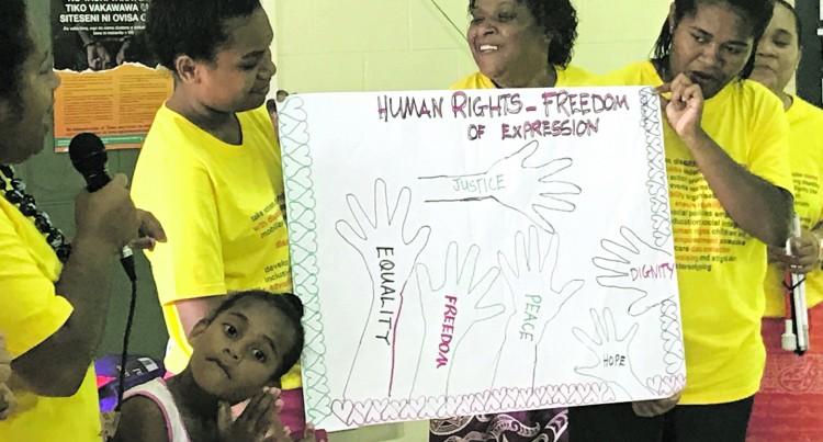 Proud Fijians Celebrate Living with Disabilities