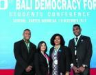 Four Fijians Learn From Bali Democracy Forum