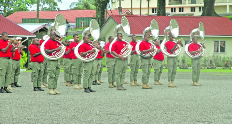 Five Members Of NZ Army Band To Be At Tattoo