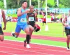 Team Fiji Appeals 100m Gold