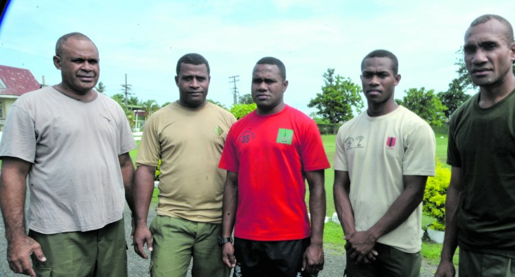 RFMF Soldiers Tell Of Dash To Help Patients In Lautoka Hospital