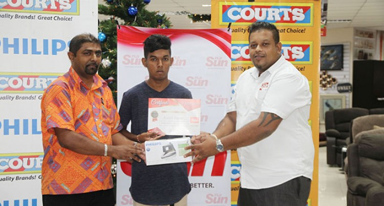 Father And Son's Letters Reward Them With Courts Prizes