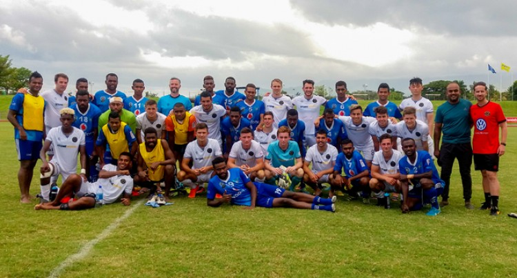 Lautoka Go Down Fighting In Second Clash