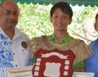 Labasa Recognises Work of Katsuro Takano