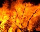 Firefighters Battle Lautoka's Vunato Dump Blaze
