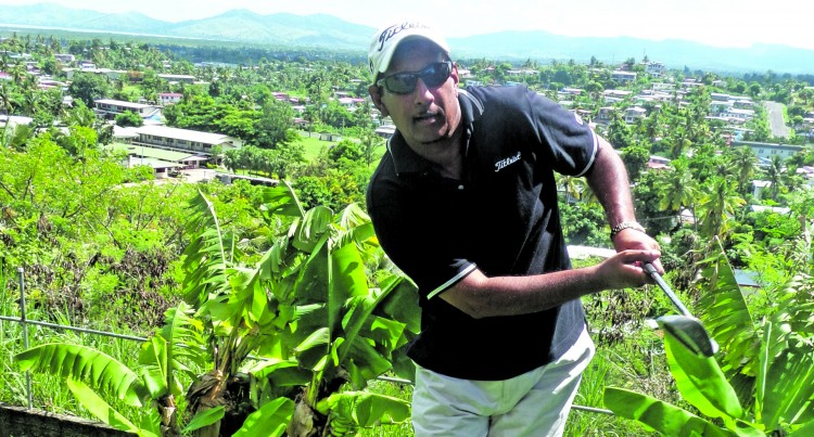 Special Treat For Golfers In Lautoka