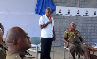 Maritime Safety Authority Of Fiji Trains Army  Engineers