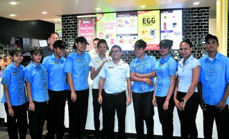 McDonald's Nadi Reopens Better, Brighter