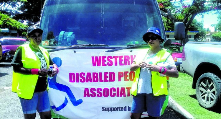 Youth Group Walks To Raise Funds For Disabled Community
