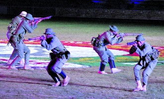 RFMF Plans To Host Pacific Military Tattoo In 2019
