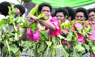 Chief Notes Change In Tradition, Culture