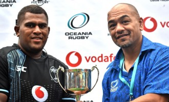 Fijian U20 Win Just