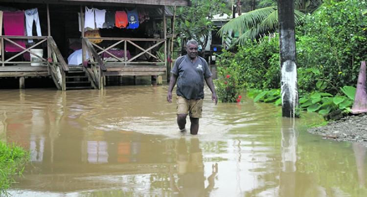 Bala Looks Into Waidamudamu Flood Prone Area