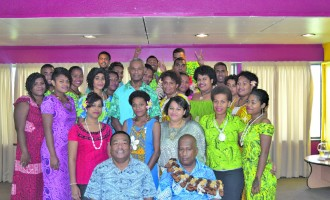 Youths Provided With Food And Beverage Service Skills