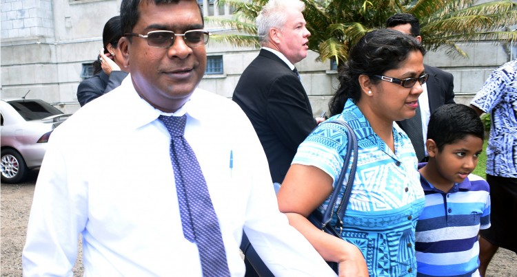 Reddy Acquitted