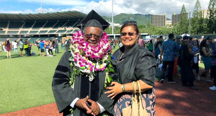 Fijian gains PhD from University of Hawaii