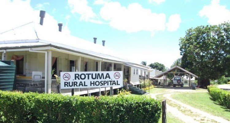Rotuma Hospital Builders Return For Christmas Break