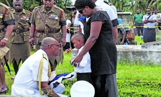 Death Shatters New Year Plans For Lutuiwasa family