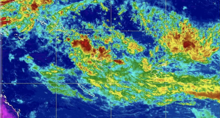 More Rain Expected, Low-pressure System To Deepen Into A Disturbance