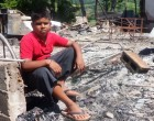 Boy Who Just Turned 14 Watches Home Destroyed in Fire