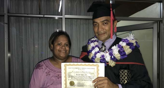 Most Outstanding Graduate  Motivated By His Failure
