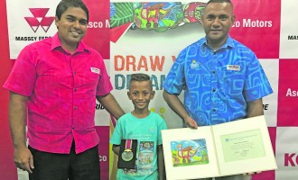 Asco's Dream Car Competition For Children Launched