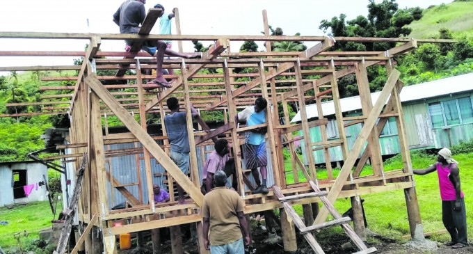 Ra Youths Empowered With Carpentry, Building Skills