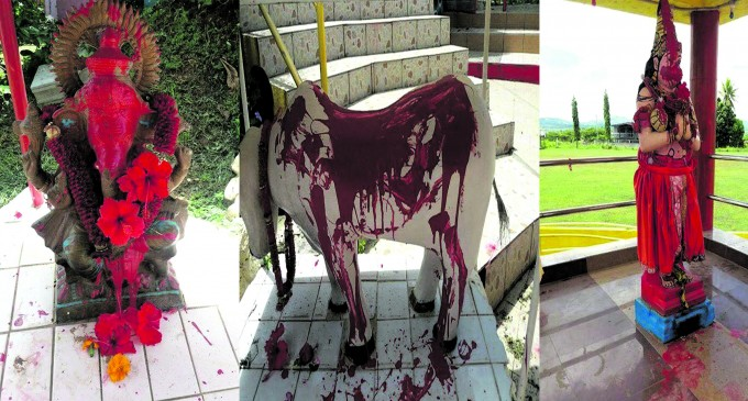TEMPLE TERROR: Commissioner Qiliho: Suspects Will Be Brought To Justice
