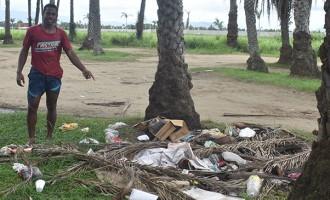 Dumping Of Rubbish At Wailoaloa Beach Raises Concern