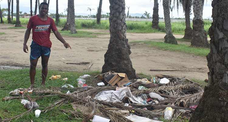 Dumping Of Rubbish At Wailoaloa Beach Raises Concern