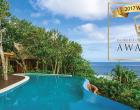 Namale Resort shines at World Luxury Hotel Awards