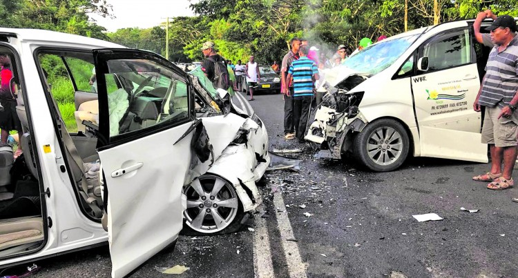 Accident At Momi Bay