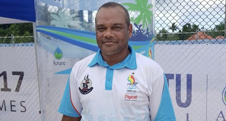 Ref Saukuru for Commonwealth Games 2018