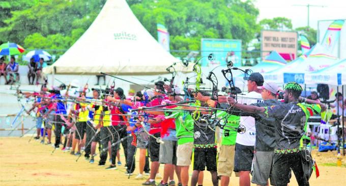 Archers impress Team Fiji boss