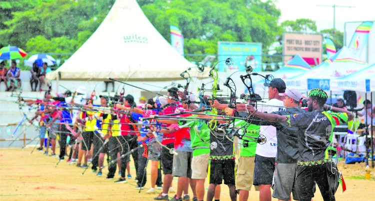 Archers impress Team Fiji boss