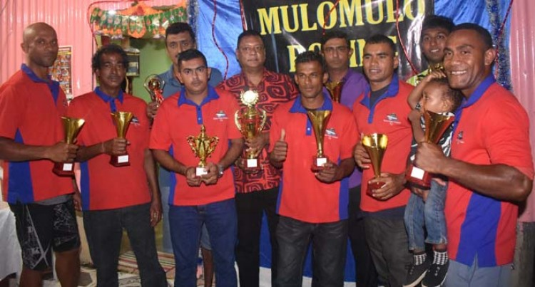 Big Night For Mulomulo Boxers