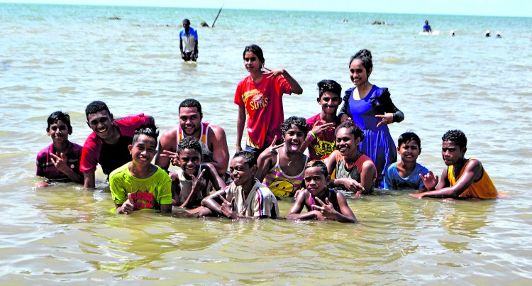 Beach Out In Labasa