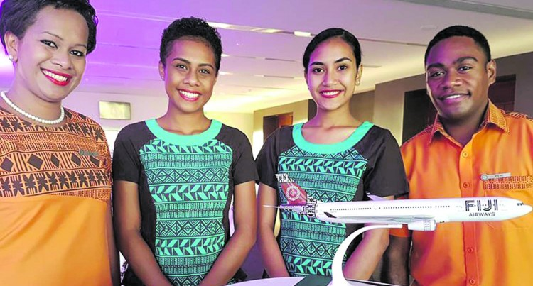 FIJI AIRWAYS: 500 At Labasa Recruitment